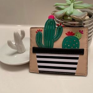 Kate Spade | Cactus Card Holder